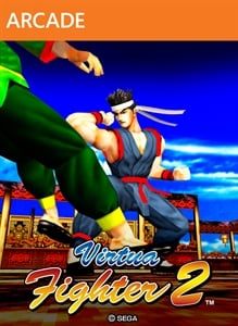 Virtua Fighter 2 per Xbox 360