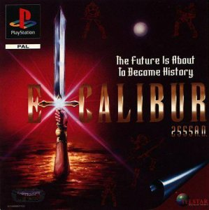 Excalibur 2555 A.D. per PlayStation