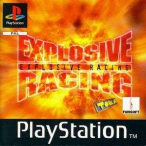 Explosive Racing per PlayStation