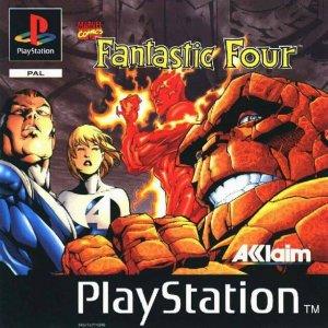 Fantastic Four per PC MS-DOS