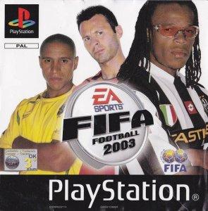 Fifa 2003 per PlayStation