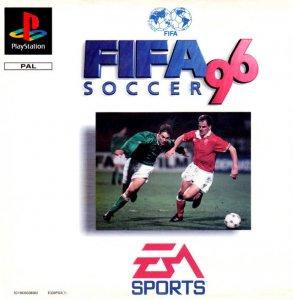 FIFA Soccer 96 per PlayStation