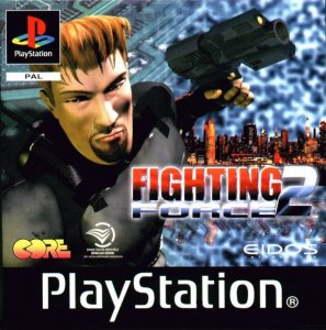 Fighting Force 2 per PlayStation