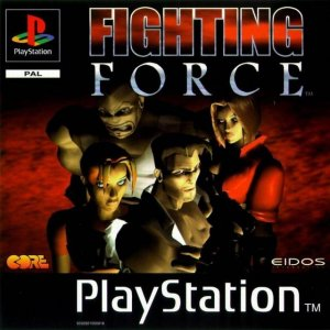 Fighting Force per PlayStation