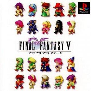 Final Fantasy V per PlayStation