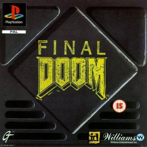 Final Doom per PlayStation