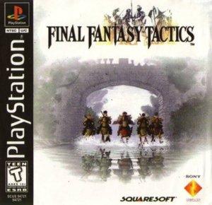 Final Fantasy Tactics per PlayStation