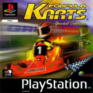 Formula Karts per PlayStation
