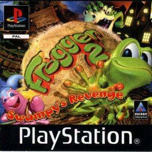 Frogger 2: Swampy's Revenge per PlayStation