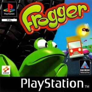 Frogger per PlayStation