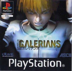 Galerians per PlayStation