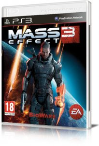 Mass Effect 3: Earth per PlayStation 3