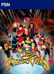 Fighting Vipers per PlayStation 3