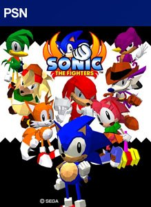 Sonic The Fighters per PlayStation 3