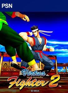 Virtua Fighter 2 per PlayStation 3