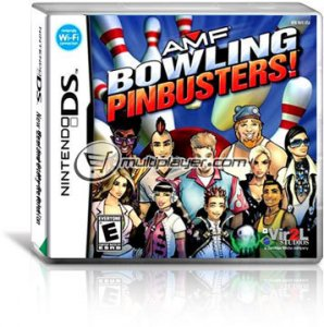 AMF Bowling Pinbusters per Nintendo DS