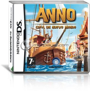 ANNO: Crea un Nuovo Mondo per Nintendo DS