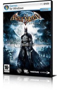 Batman: Arkham Asylum per PC Windows