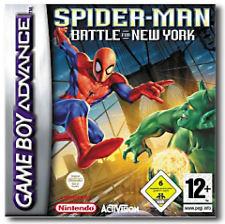Spider-Man: Battle for New York per Game Boy Advance