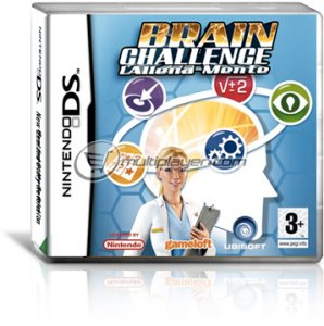 Brain Challenge per Nintendo DS