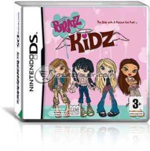 Bratz Kidz Party per Nintendo DS