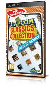 Capcom Classics Collection Reloaded per PlayStation Portable