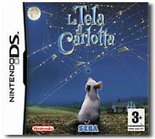 La Tela di Carlotta (Charlotte's Web) per Nintendo DS