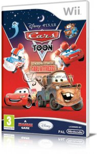 Cars Toon: Le Incredibili Storie di Carl Attrezzi per Nintendo Wii