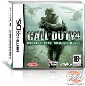 Call of Duty 4: Modern Warfare per Nintendo DS