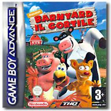 Barnyard per Game Boy Advance