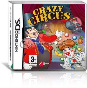 Crazy Circus per Nintendo DS