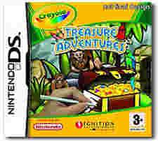 Crayola: Treasure Adventures per Nintendo DS