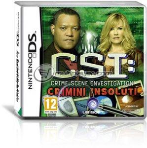 CSI: Cospirazione Letale per Nintendo DS