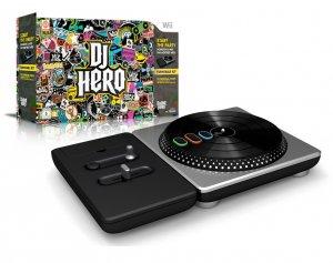 DJ Hero per Nintendo Wii
