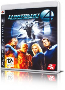 I Fantastici 4 e Silver Surfer per PlayStation 3