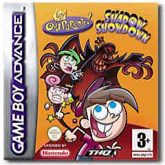Fairly Odd Parents Shadow Showdown per Game Boy Advance