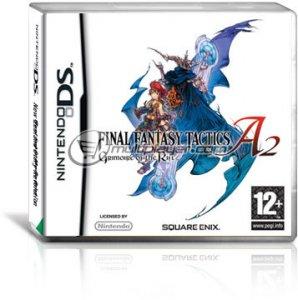 Final Fantasy Tactics A2: Grimoire of the Rift per Nintendo DS
