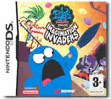 Foster's Home for Imaginary Friends per Nintendo DS