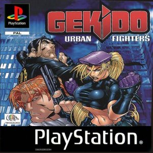Gekido per PlayStation