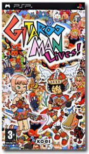 Gitaroo Man Lives! per PlayStation Portable