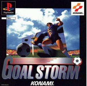 Goal Storm per PlayStation