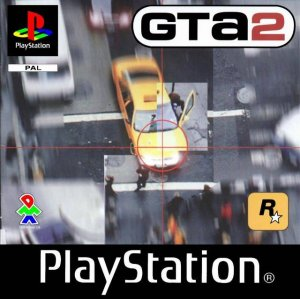 Grand Theft Auto 2 per PlayStation