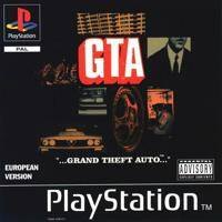 Grand Theft Auto per PlayStation