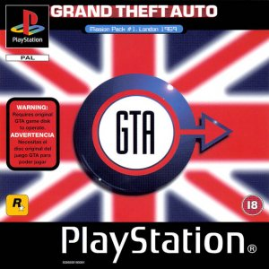 Grand Theft Auto: London 1969 per PlayStation