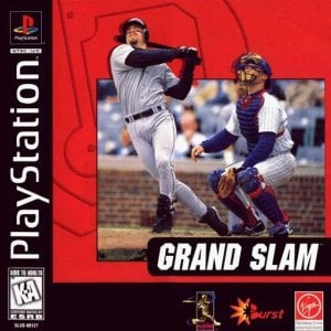 Grand Slam per PlayStation