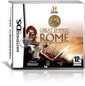The History Channel Great Empires: Rome per Nintendo DS