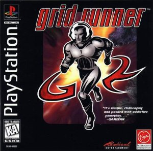 Grid Runner per PlayStation