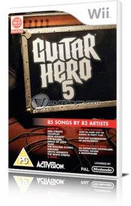 Guitar Hero 5 per Nintendo Wii