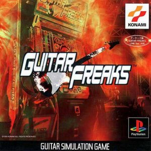 Guitar Freaks per PlayStation
