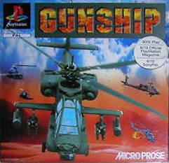 Gunship per PlayStation